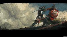 Kingdom Come: Deliverance concept arts #Gaming #VideoGames #FirstPersonSlasher #RPG #Medieval #Historical #WarhorseStudios #KingdomCome #KingdomComeDeliverance #GamesArt #VideoGamesArt