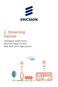 Witness the evolving consumer perspective in the recent Ericsson ConsumerLab report.