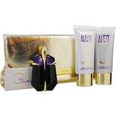 ALIEN by Thierry Mugler Perfume Gift Set for Women (EAU DE PARFUM SPRAY REFILLABLE 1 OZ  PRODIGY BO