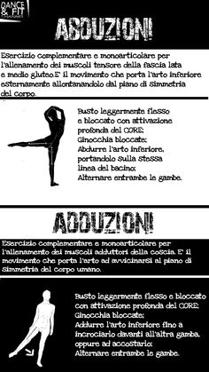 Non devi solo farlo! Ma saperlo fare è importante!!!! #fitness #love #workout #dance