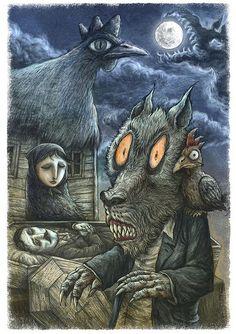 Ivica Stevanovic - Werewolf.