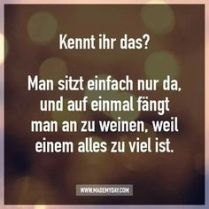 Oder vielleicht, nur weil ich zu müde war … ich dachte sogar, dass … – Sp… Or maybe, just because I was too tired … I even thought that … – sayings – Girly Quotes, Some Quotes, Sarcastic Quotes, Funny Quotes, I Hate My Life, Stress Disorders, Word Pictures, True Words, Cool Words