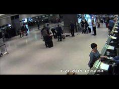 Disturbing Video Shows United Employee Throw 71 Year Old Man on Ground
