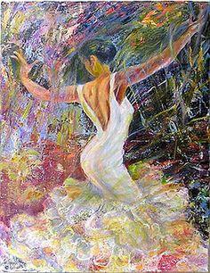 Sylva ZALMANSON -02-01-03-04 - Flamenco in white