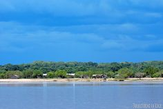 Así son los colores de la Amazonía antes de una tormenta. #Brasil #Amazonas