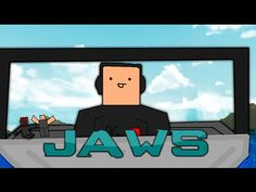 JAWS (Bereghostgames Animated/Snapshots) - YouTube