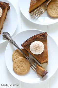 Deep-Dish Pumpkin-Meringue Pie--making this for thanksgiving ...
