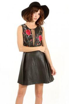 Rosie Posie Dress (S) - £30.00 #onselz