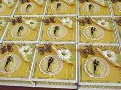 Caixa Lembrança Padrinhos de Casamento  Galeria by Cíntia Castro: Abril 2012