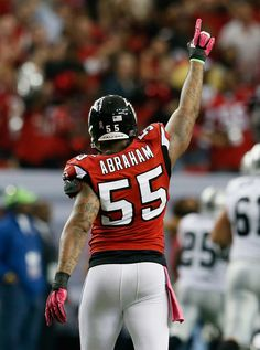 John Abraham, Atlanta Falcons