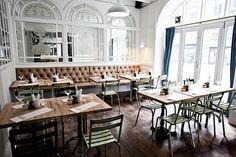 The Italian Restaurant / Copenhagen