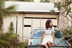 Alexa Chung for Vero Moda SS11.  Henrik Bülow – Photographers – Blink Production