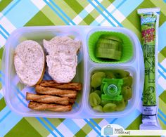 Bento lunches and other cute food for kids