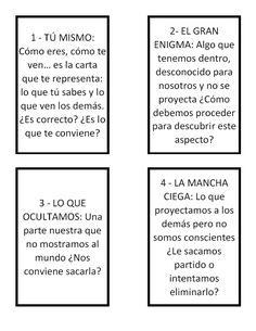 """Un Mundo de Magia: TIRADA DE TAROT DE """"LA MANCHA CIEGA"""""""
