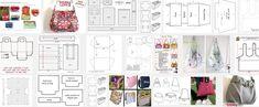 Poppenkleertjes Naaien Gratis Patronen Diy Pencil Case, Trends, Diy Crafts, Sewing, Fabric, Diy Bags, Clutches, Purses, Google