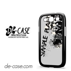 Simple Plan Crews Art DEAL-9614 Samsung Phonecase Cover For Samsung Galaxy S3 / S3 Mini