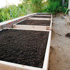 Bp Builds Four Raised Garden Beds Gardens Raised Beds And Raised Garden Beds