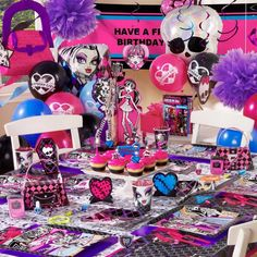 Monster High Girls Party Supplies | Go to Monster High for your Halloween Party! | Costume Express Blog
