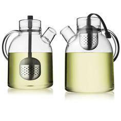 79.95 Glass kettle tea pot