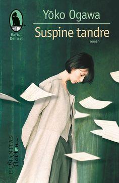 """<p>Yōko Ogawa este una dintre cele mai importante voci ale prozei nipone actuale. După succesul romanului <i>Profesorul și menajera</i> (""""Raftul Denisei"""", 2015), continuăm publicarea operei sale cu <i>Suspine tandre</i>, care conține multe dintre elementele revelatoare ale personalității literare a autoarei. Natura ca matrice spirituală, singurătatea indicibilă a ființelor și relațiile lor fugare îi dau acestei povești o rezonanța stranie, având ca sursă inconștientul.</p><p>Apărut în 1996… Roman, Books, Movies, Movie Posters, Reading, Libros, Films, Book, Film Poster"""