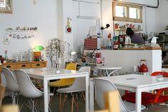 Cafe FLAT, Seoul