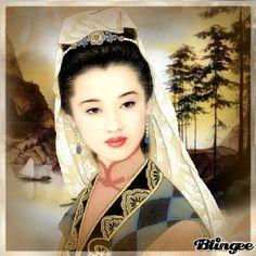 Asiatische Schönheit; Asian Beauty