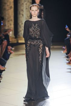 Elie Saab Haute Couture Fall/Winter 2012 collection.