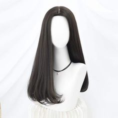 Kawaii Hairstyles, Teen Hairstyles, Photoshop Hair, Kawaii Wigs, Pelo Anime, Hair Color Streaks, Hollywood Hair, Human Wigs, Oriental Style