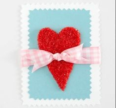 Tarjeta romántica!!