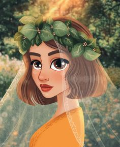 Discovered by rema-ra. Find images and videos on We Heart It - the app to get lost in what you love. Cute Girl Drawing, Cartoon Girl Drawing, Girl Cartoon, Cartoon Drawings, Girly Drawings, Disney Drawings, Art Anime, Anime Art Girl, Character Illustration