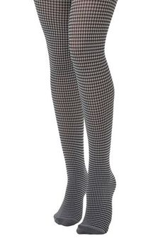 Check, Please Tights #ModCloth December 2012 [$15.99]