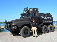 "Florida Police Have a New Toy: ""If you see my SWAT team roll up in this, it's over, so just give up"" -"