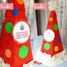 Piñata Gorro de cumpleaños