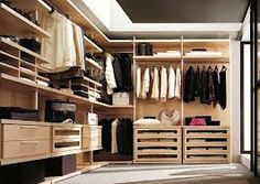Simple and efficient wardrobe