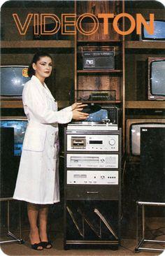 High-tech híradástechnika a 70-es évekből
