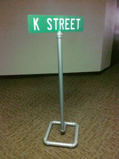 pvc pipe classroom projects - sign