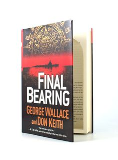 Final Bearing - Medium Hollow Book Safe