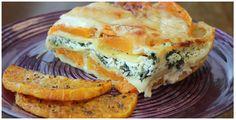 Mezza Luna Lasagna with Butternut Squash, Spinach, Ricotta, Mozzarella & Parmigiano Reggiano   Trader Joe's