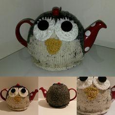 Large Owl Little Owl tea cosy £9.99