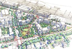 Hill-to-Downtown Transit-Oriented Development Community Plan
