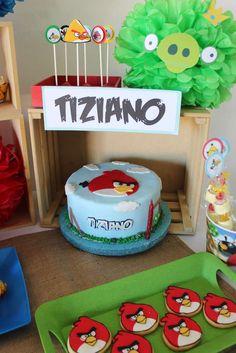 Angry Birds Cake Decorations Uk
