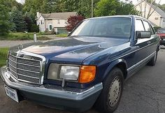 nice 1987 Mercedes-Benz 300-Series - For Sale View more at http://shipperscentral.com/wp/product/1987-mercedes-benz-300-series-for-sale-2/