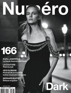 Numéro - Numero September 2015 Cover