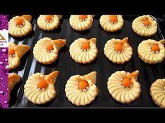 Deniz Kabuğu Kurabiyesi- Pratik Yemek Tarifleri - YouTube