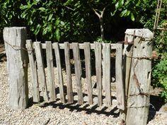 Rustic Gate in my garden