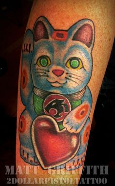 Tattoos By Matt Griffith @2 Dollar Pistol Tattoo Shop