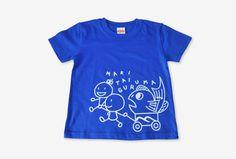巻鯛車 Tシャツ graphics, illustration 2016 巻鯛車 2016年オリジナルTシャツデザイン。