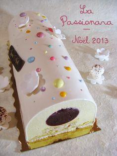 J'en reprendrai bien un bout...: Bûche Noël 2013 - La Passionara