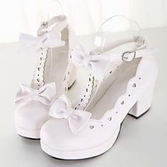 Cheap shoe snow, Buy Quality shoe zone shoes directly from China shoes mizuno Suppliers: LIN KING Shoes Pink Cosplay Bowtie Ankle Straps Low Top Square Heels Pumps Solid Soft Leather Kawaii Princess Party Shoes Cute Girl Shoes, Boys Shoes, Girls Shoes Size 1, Mode Lolita, Mode Kawaii, Kawaii Shoes, Lolita Shoes, Lolita Dress, Lolita Cosplay