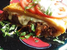 Kickin' Sloppy Joe & Cheddar Pie - Hispanic Kitchen#.UQgOMXqCbAE.pinterest#.UQgOMXqCbAE.pinterest